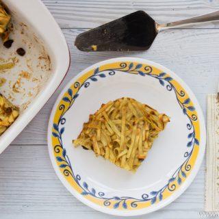 פשטידת אטריות מתוקה