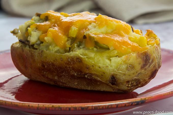 תפוחי אדמה ממולאים
