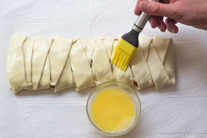 מריחת ביצה