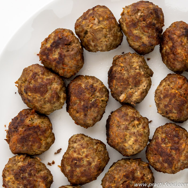 Middle eastern meatballs