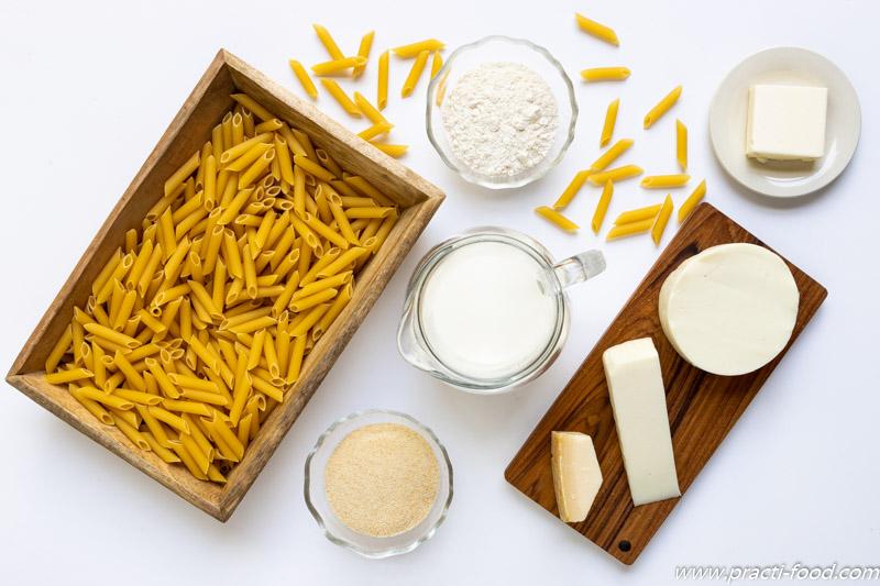מקרוני עם גבינה