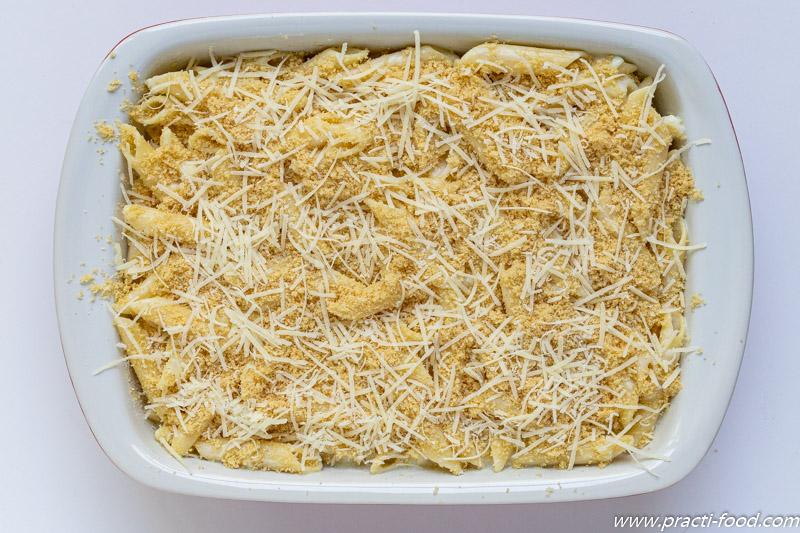 מקרוני על גבינה