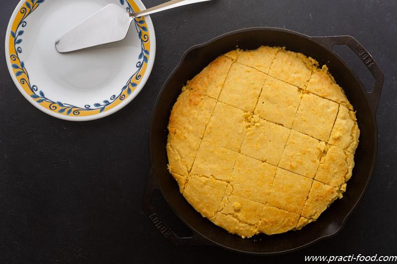 לחם תירס