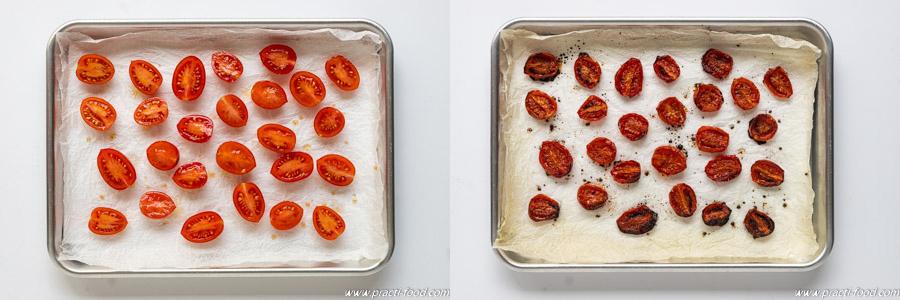 פסטה ברוטב רוזה עגבניות